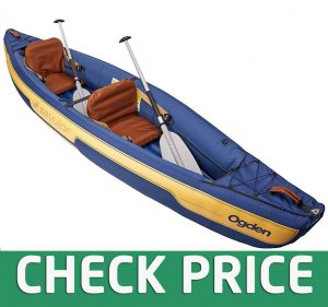 best inflatable canoe uk