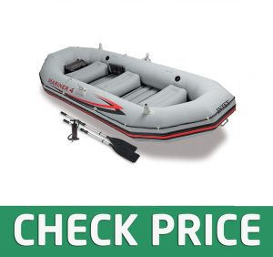 best inflatable canoe walmart