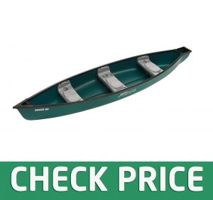 one seater canoe