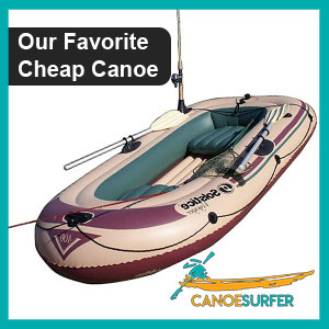 Our favorite best Cheap canoe