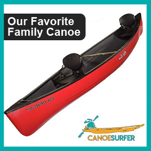Our favorite best lightweight canoe