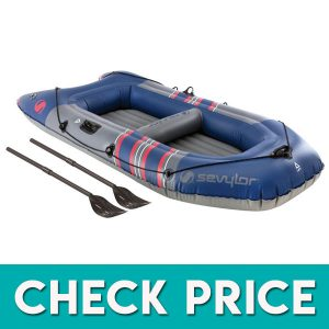 Cheap Canoe Sevylor Colossus 3