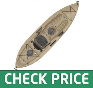 best solo canoe for fishing