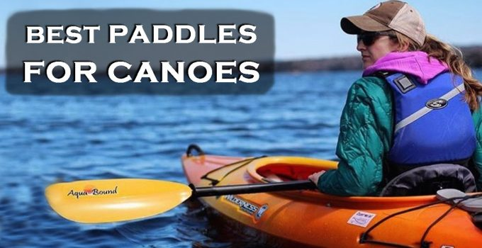 Best Paddles For Canoe