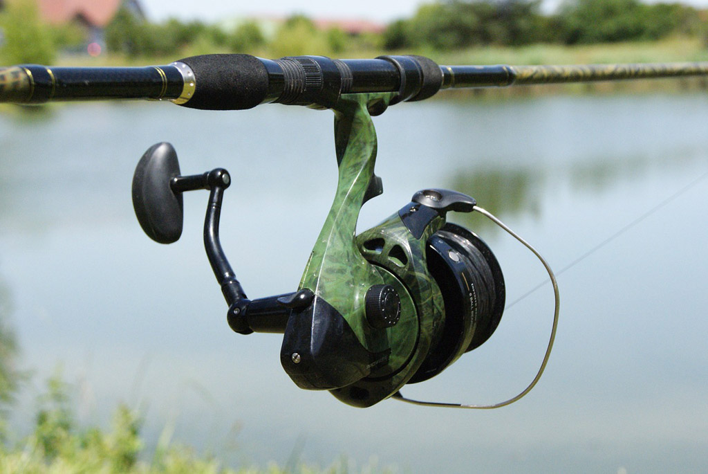 spin casting Reel
