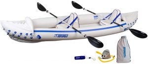 fishing kayak for two