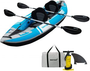 2 man fishing kayak
