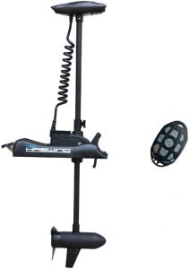 wireless electric trolling motor