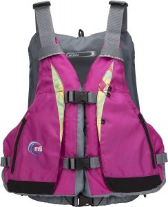 Kayak life jacket for women