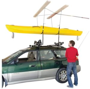 canoe hoist for garage
